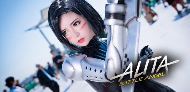 สาวน้อยน่ารักคอส Alita: Battle Angel เอาไปแทน CG ได้เลยนะ