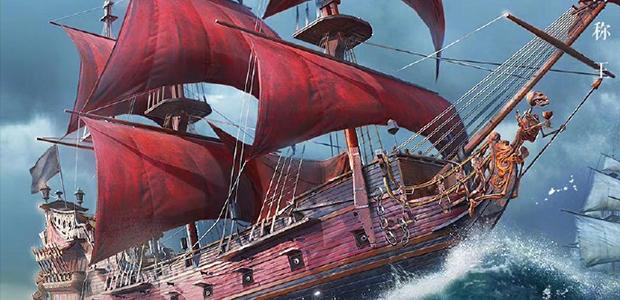 เปิดตัว Pirates of the Caribbean: Sea of Glory ลิขสิทธิ์แท้จากดิสนีย์