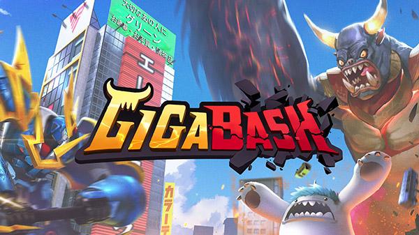 กำลังจะมา GigaBash สงครามไคจูเกมต่อสู้ของเหล่ามอนสเตอร์