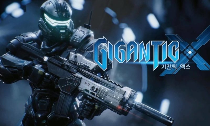 Gigantic X เกมยิง Sci-fi สุดล้ำเปิดให้บริการทั่วโลกแล้ววันนี้