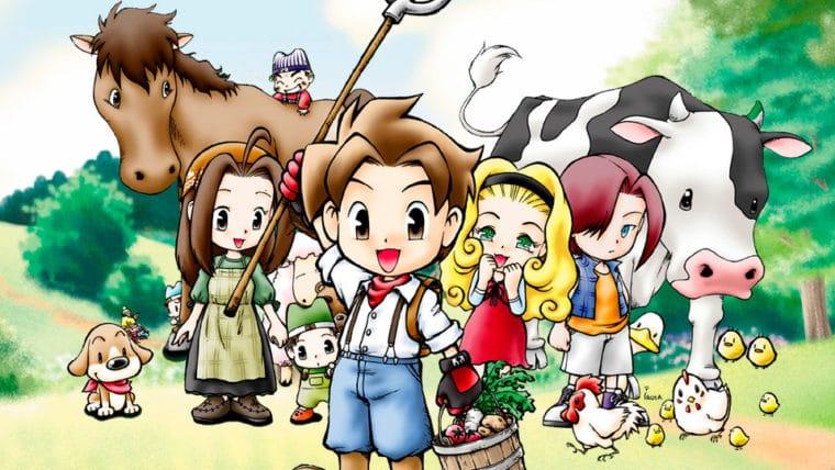 ฝันเป็นจริง Harvest Moon Online เผยภาพในเกมยั่วน้ำลาย