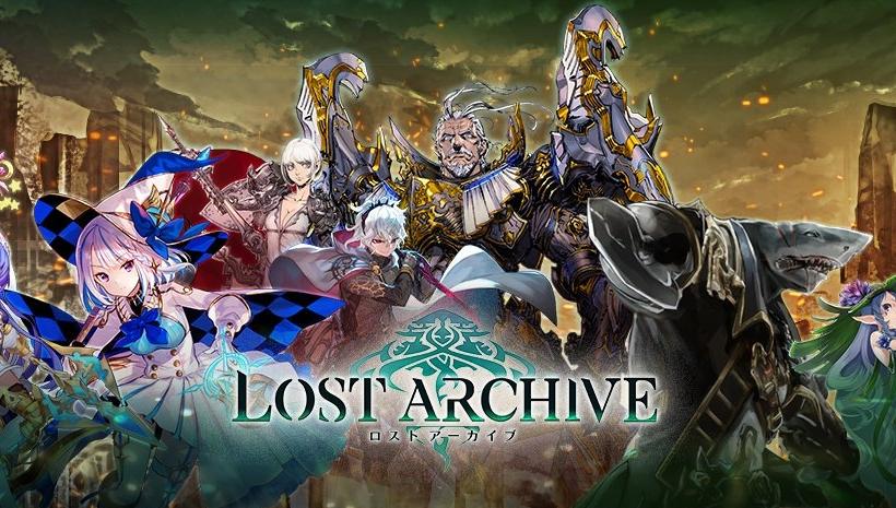 งานดี Lost Archive เกมการ์ดบนมือถือใหม่จากค่าย Clover Lab