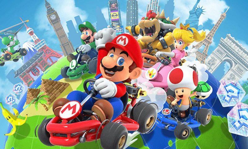 เตรียมเปิดสนาม Mario Kart Tour สำหรับมือถือ 25 กันยายนนี้