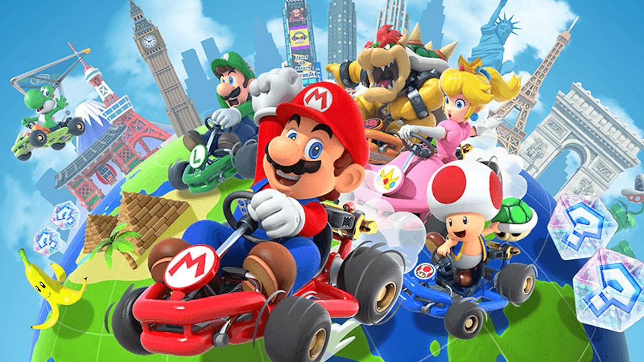 Mario Kart Tour 2782019 2