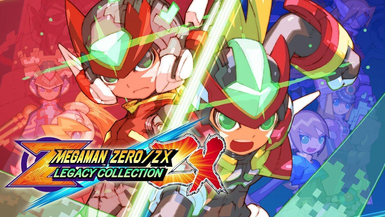 Mega Man ZeroZX 2882019 1