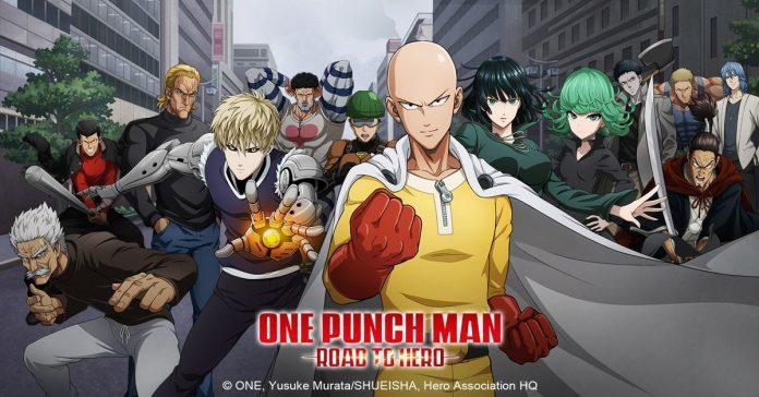 อยากเล่นก็ต้องมุด One Punch Man : Road to Hero เปิดให้บริการแล้ว