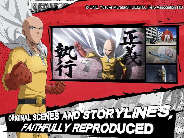 One Punch Man2582019 1