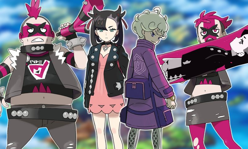 Pokemon Sword & Shield เผยตัวป่วนประจำภาคและโปเกมอนใหม่