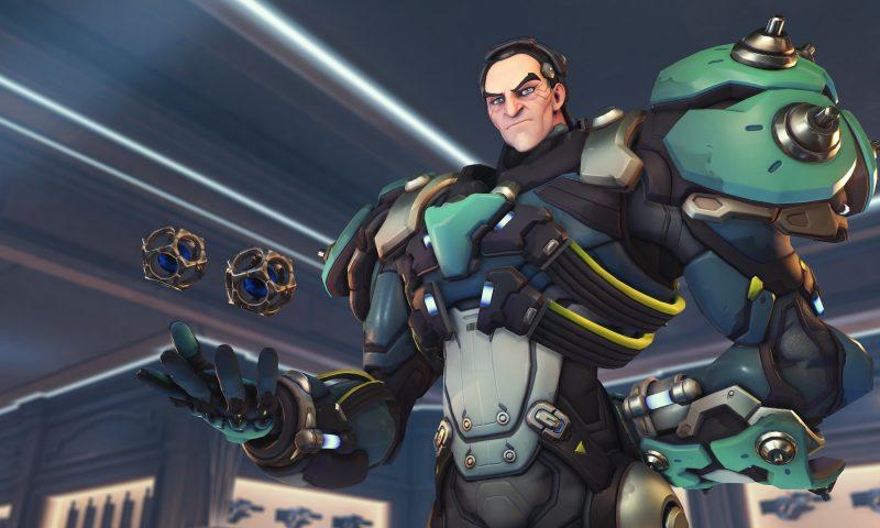 Overwatch เพิ่มตัวละครใหม่ Sigma เข้าเซิร์ฟเวอร์หลักแล้ววันนี้