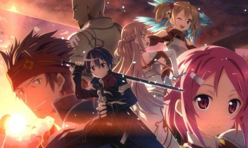 โคตรคูล Sword Art Online เกมใหม่บนมือถือแนว MMORPG