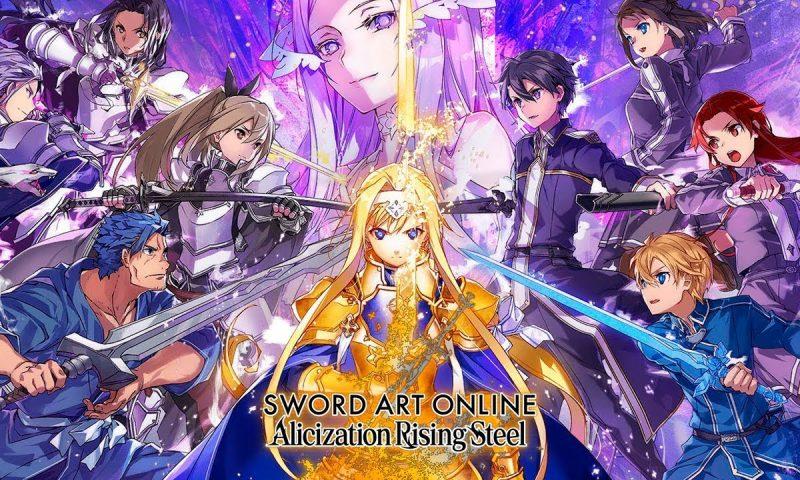 น่าเล่นแท้ Sword Art Online: Alicization Rising Steel บนมือถือ