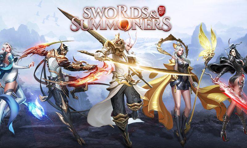 เปิดแล้ว Swords & Summoners การผจญภัยสุดแฟนตาซีในรูปแบบ MMO