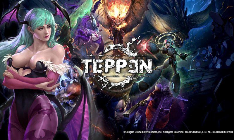 จัดหนัก TEPPEN เกมมือถือรวมตัวละครดัง Capcom พร้อมดวลเดือดในไทย