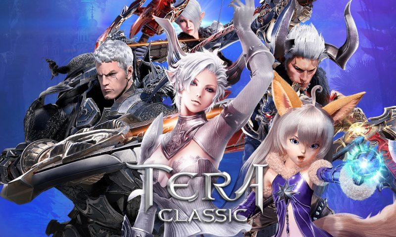 เริ่มผจญภัย Tera Classic เกมเก็บเวล Openworld จาก IP สุดฮิต