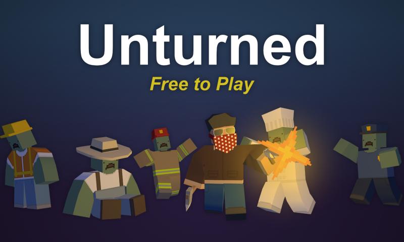 5 สิ่งที่เกมเอาชีวิตรอด Unturned ประสบความสำเร็จ