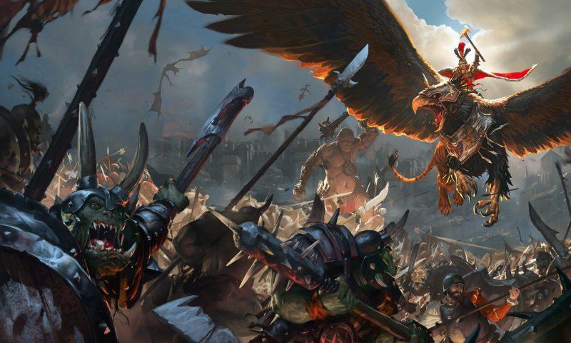 เกมการ์ดอีกแล้ว Warhammer Combat Cards พร้อมให้บริการแล้ววันนี้