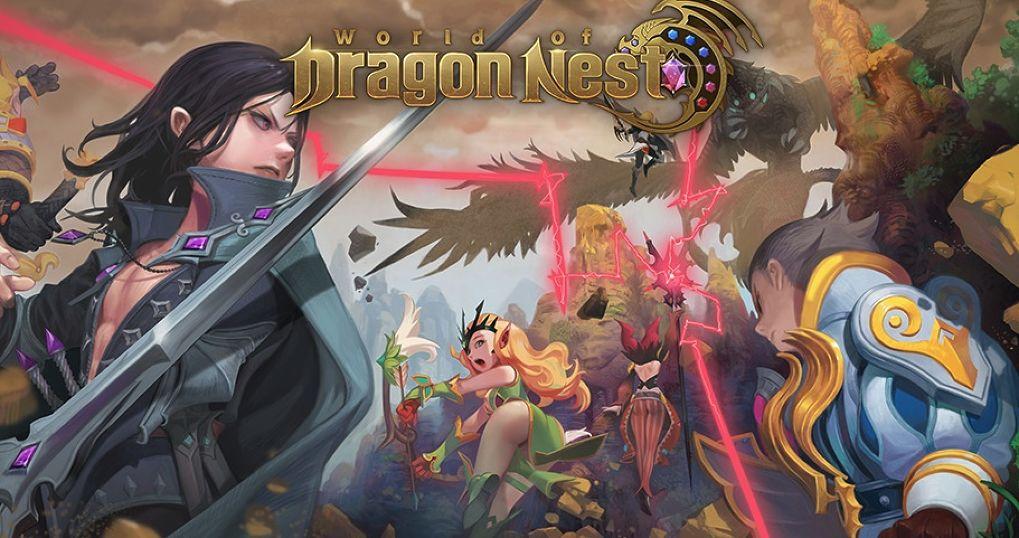 World of Dragon Nest 982019 1