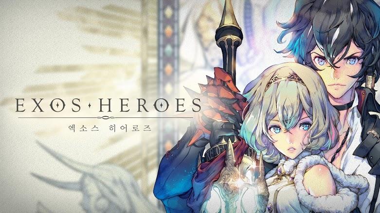 Exos Heroes เกมมือถือสุดอลังการจาก Line Games เตรียมทดสอบ CBT