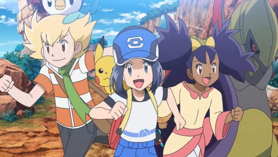 pokemon masters brings 3 on 3 trainer battles to mobile this summer