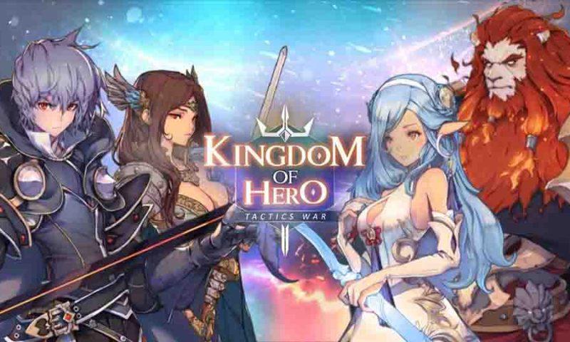 รีวิว Kingdom of Hero: Tactics War เกมแนววางแผนสไตล์อนิเมะต้องลอง