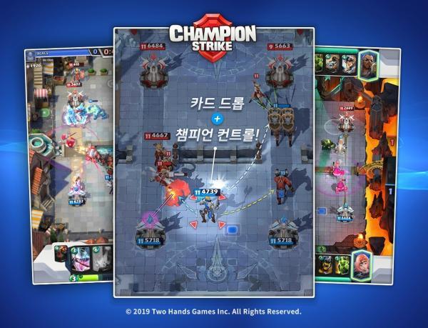 Champion Strike 392019 2