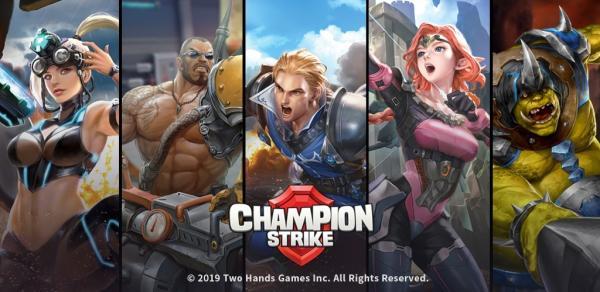Champion Strike 392019 4