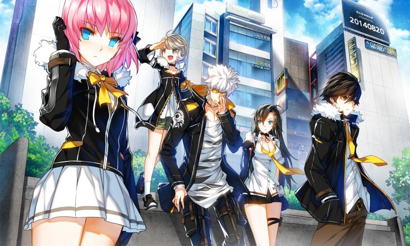 เริ่มแล้ว Closers Online เกมออนไลน์ Action RPG สุดอนิเมะ