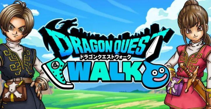 การผจญภัยสุดแฟนตาซี Dragon Quest Walk เปิดตัว 12 กันยายนนี้