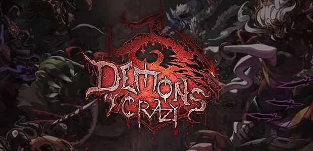 ต้องเล่น DemonsAreCrzazy เกม MOBA สุดดาร์กเปิด 12 กันยา