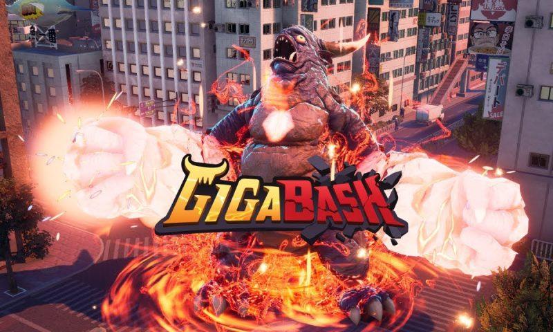 ไคจูถล่มโลก GigaBash เกมตะลุมบอลสุดมันส์ของเหล่ามอนสเตอร์