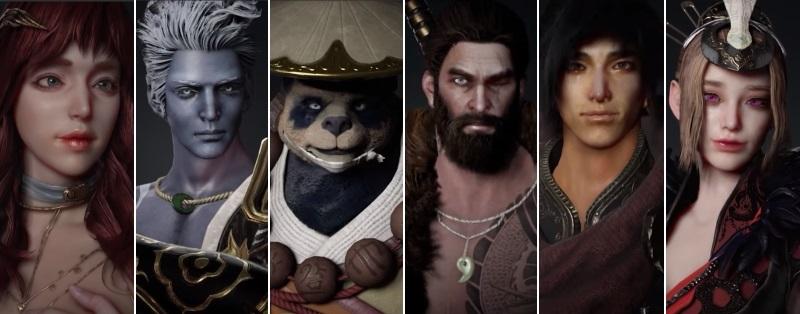 Hunter's Arena Legends Char