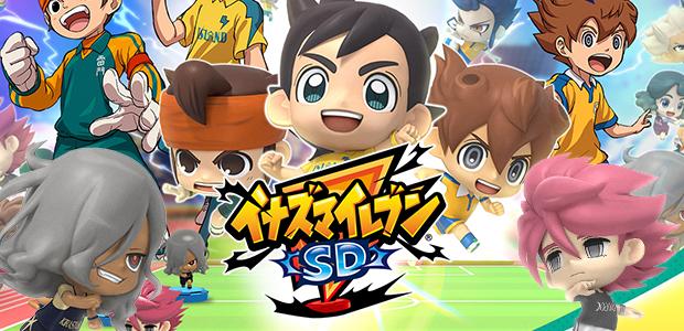 ใช้ได้ Inazuma Eleven SD เผยตัวอย่าง Gameplay สุดมันส์