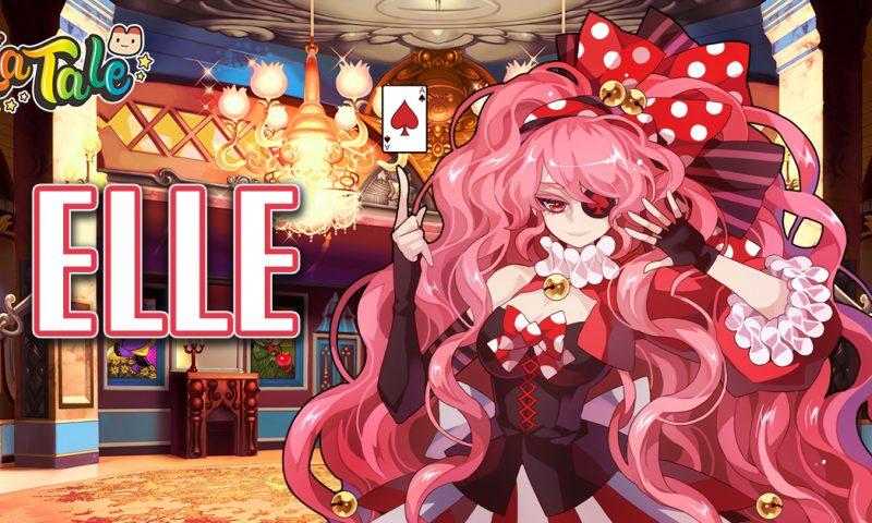 LaTale Online เกมแฟนตาซีน่ารักอัพเดท Doll Street แผนที่ใหม่