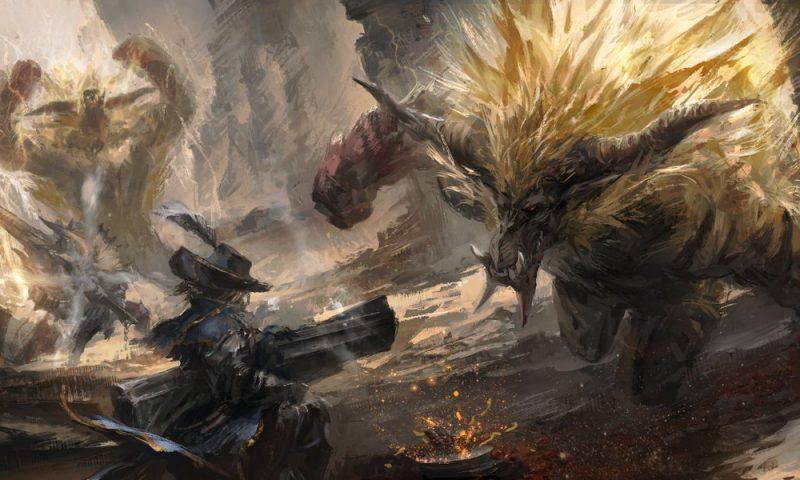 งานนี้มันส์แน่นอน Monster Hunter World เพิ่มมอนสเตอร์ใหม่ Rajang