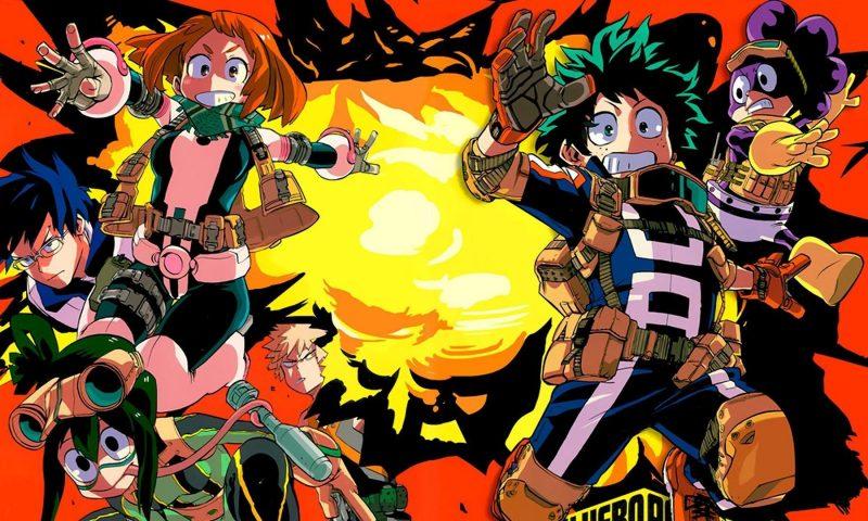 เปิดให้ลงทะเบียน My Hero Academia เกมมือถือเวอร์ชั่นใหม่จากการ์ตูนดัง