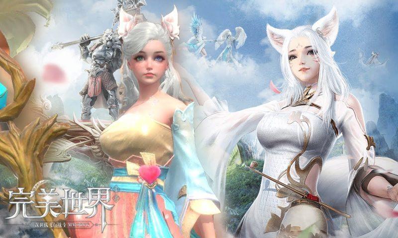 Perfect World Mobile เกมมือถือ MMORPG ตัวแรงเปิด 120 ประเทศทั่วโลก