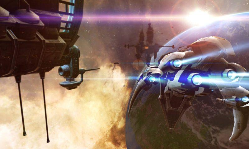 สงครามถล่มจักรวาล Second Galaxy เกม Openworld Sci-fi เปิดให้บริการ