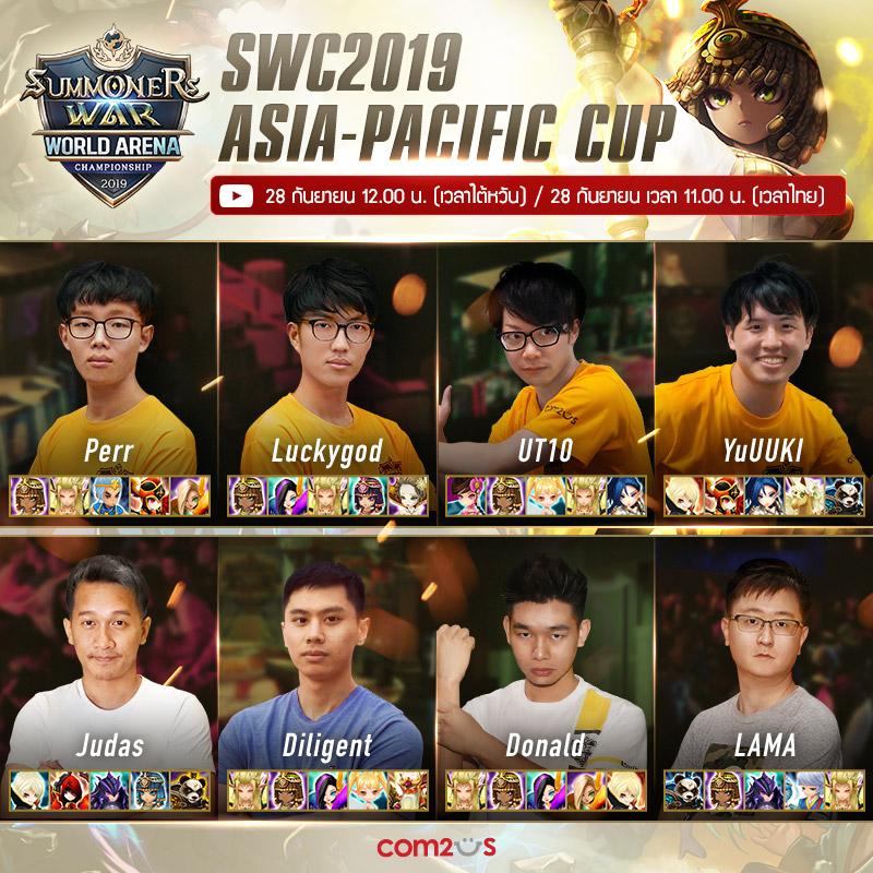 Summoners War World Arena Championsh 2692019 2