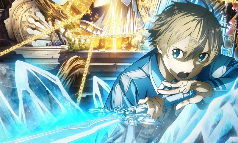 เปิดให้ลงทะเบียน Sword Art Online: Alicization Rising Steel รอบ Global