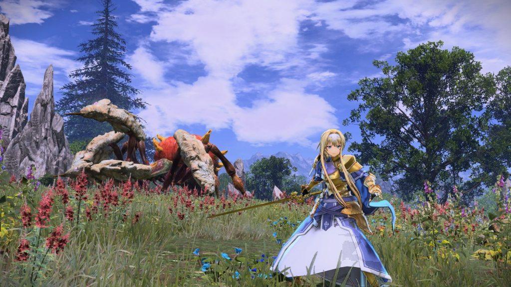 Sword Art Online Alicization 1292019 2
