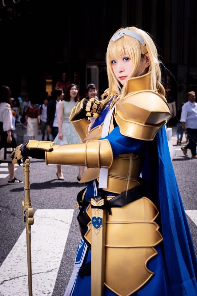 Sword Art Online Alicization 2492019 5