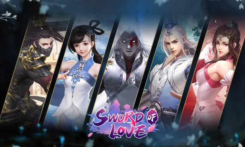 Sword of Love เกมมือถือท่องยุทธภพสุดโรแมนติกเปิดให้ลงทะเบียน