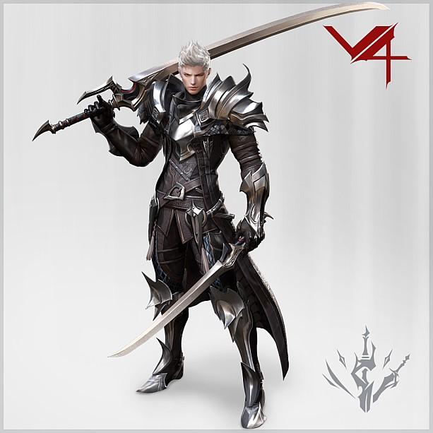 V4 Blader class