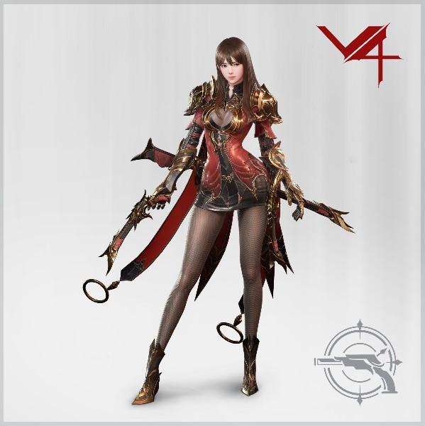 V4 Gunslinger class