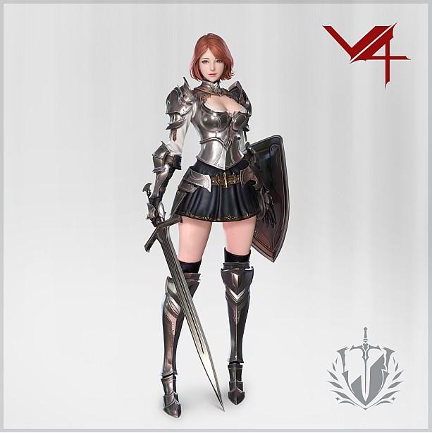 V4 Knight class