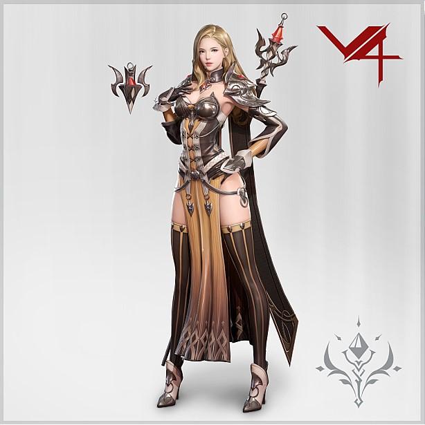 V4 Magician class