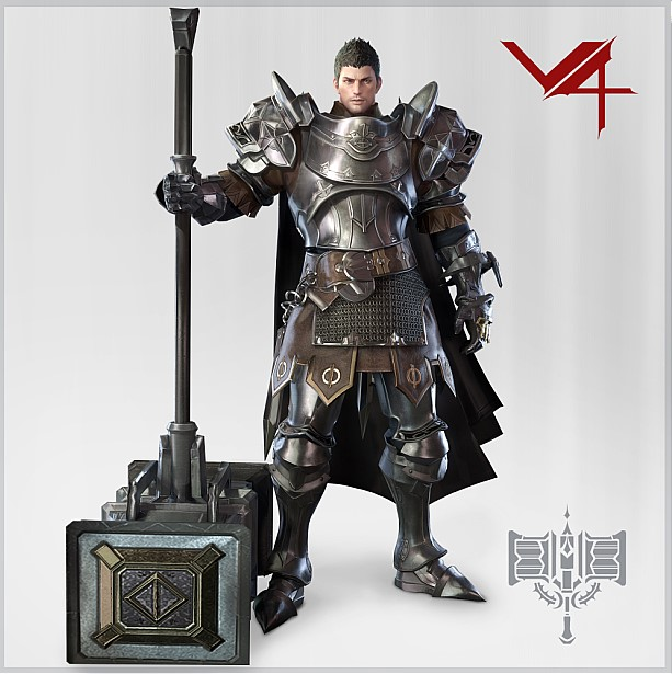 V4 Warlord class