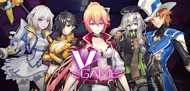 เห็นแล้วอยาก VGAME เกมมือถือ Action RPG สไตล์อนิเมะแท้ๆ จากญี่ปุ่น