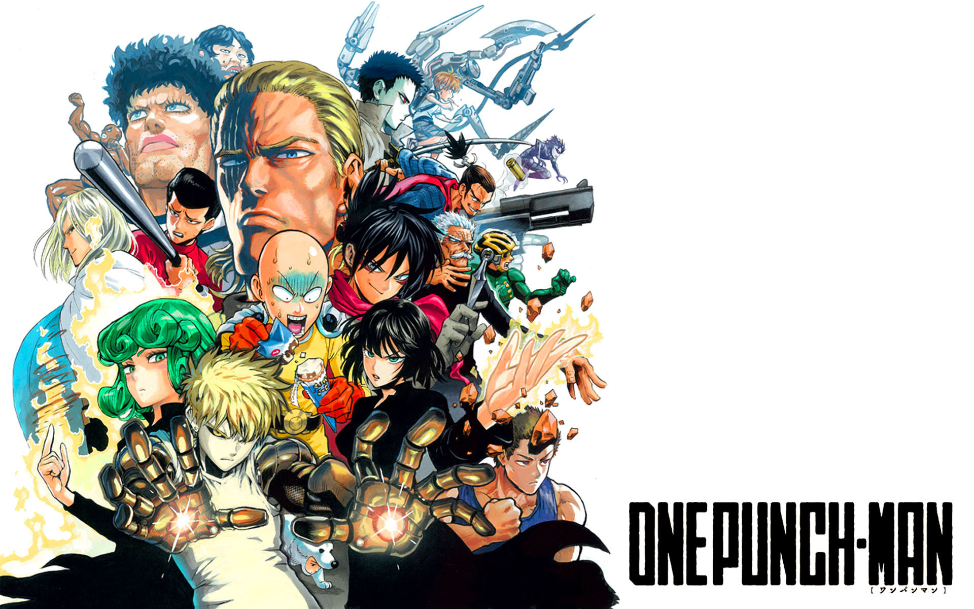 one punch man wallpapers 26028 3716102