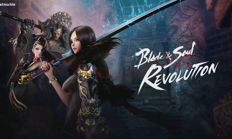เมื่อไหร่จะถึงตาเรา Blade & Soul: Revolution เปิดให้บริการแล้วในญี่ปุ่น